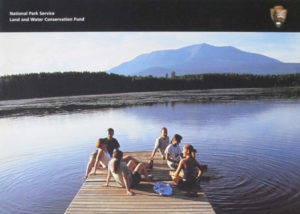 National Park Service Land and Water Conservation Fund Brochure